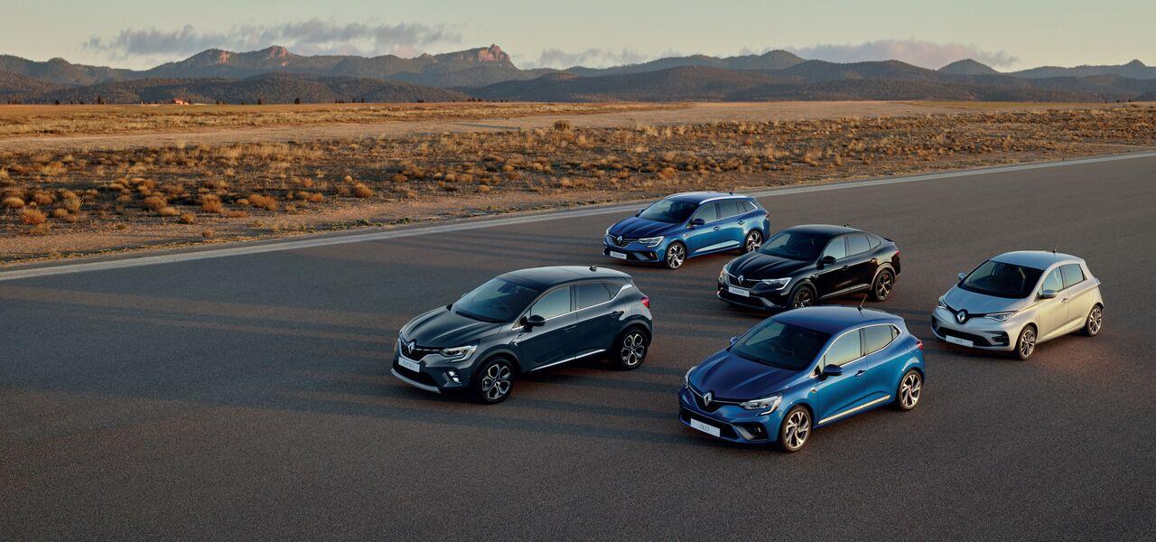 Oferta Renault 2021