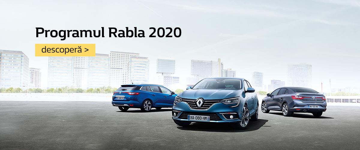 Renault Promotii Rabla 2020